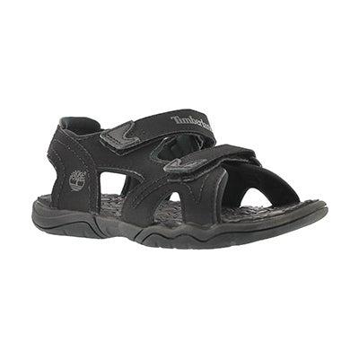 Bys Adventure Seeker black sport sandal