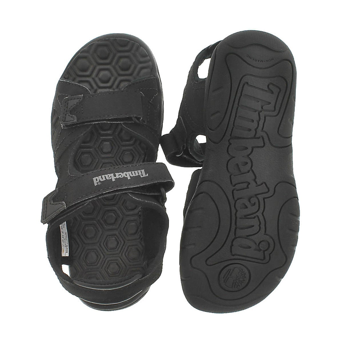 Sandale noir ADVENTURE SEEKER, gar