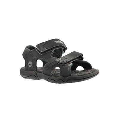 Timberland Infants' ADVENTURE SEEKER black sport sandals