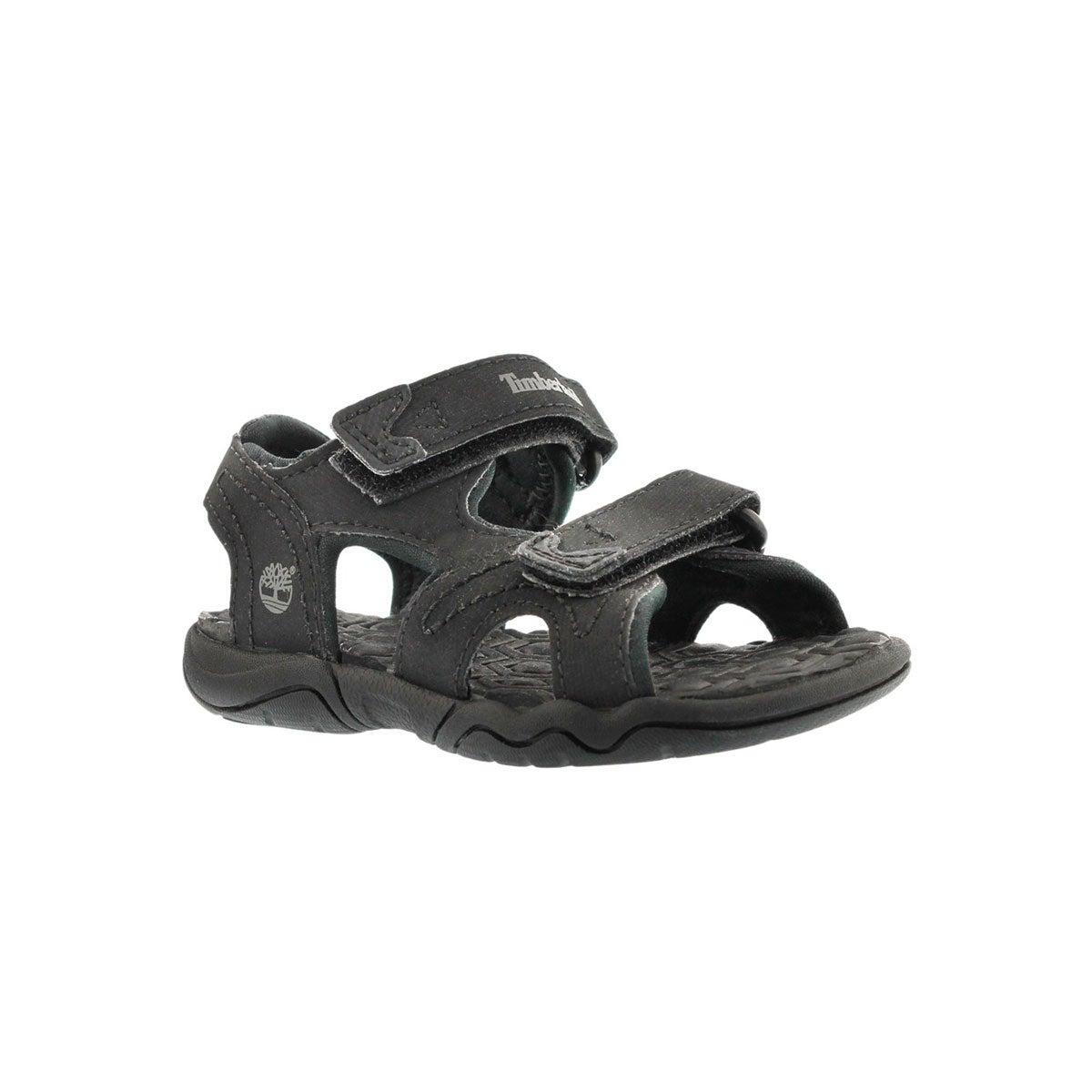 Inf Adventure Seeker black sport sandal