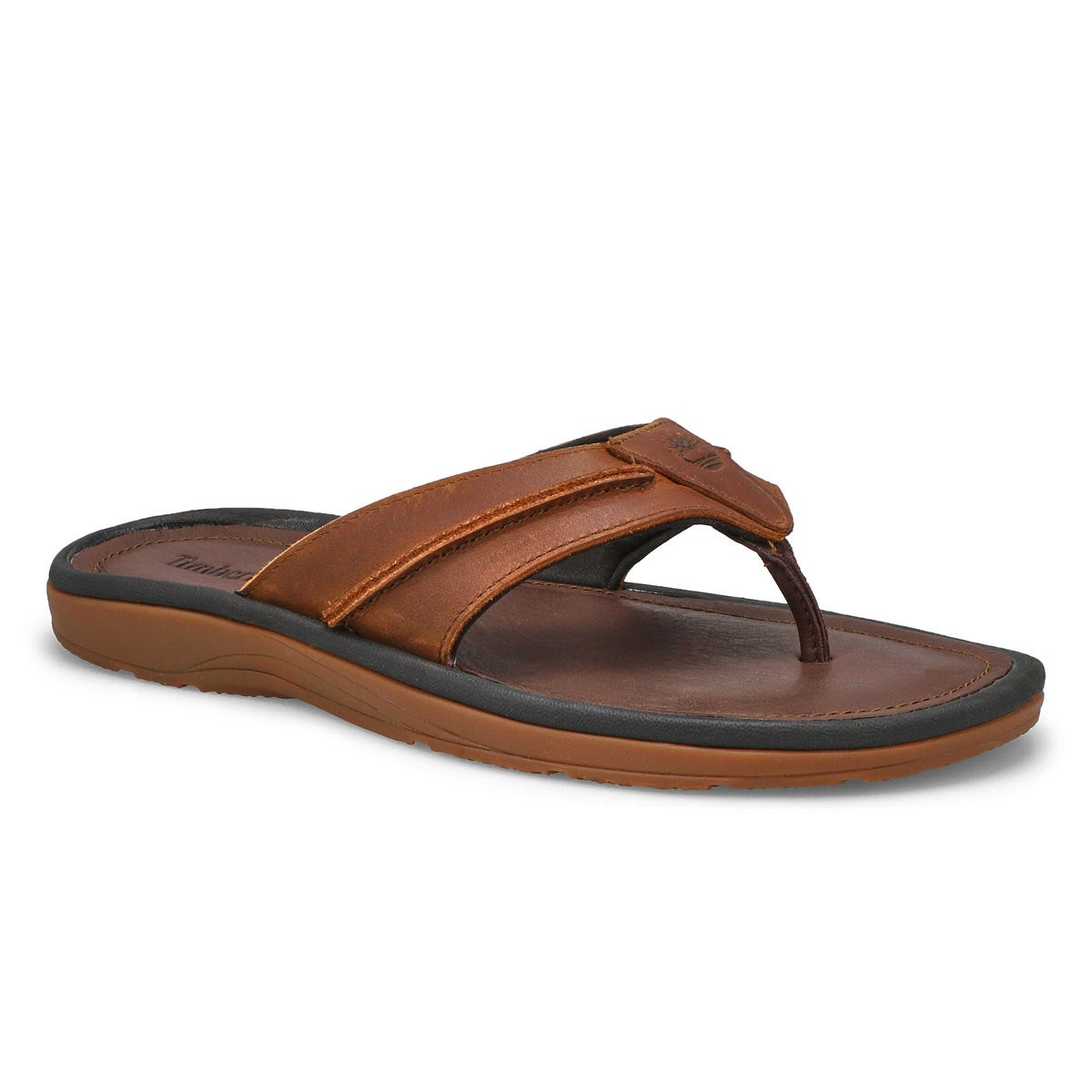 Men's EARTHKEEPERS brown oiled thong sandals
