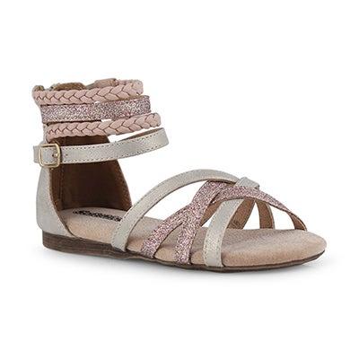 Grls Thandi skin casual sandal