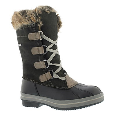 SoftMoc Women's THUNDER BAY char waterproof winter boots