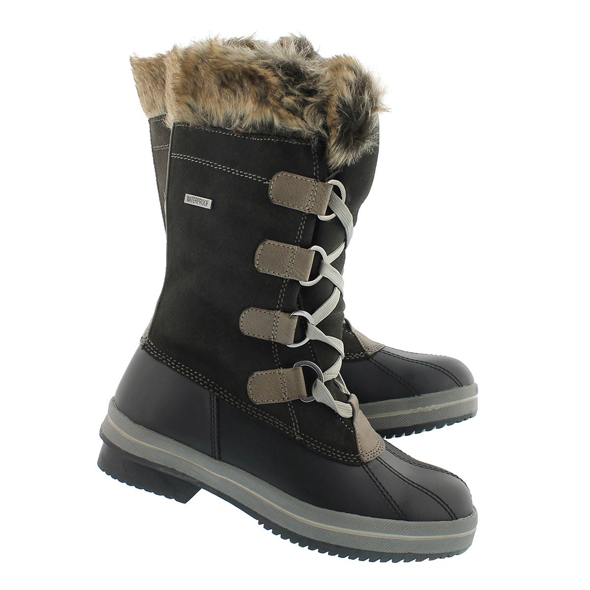 Lds Thunder Bay char wtpf winter boot