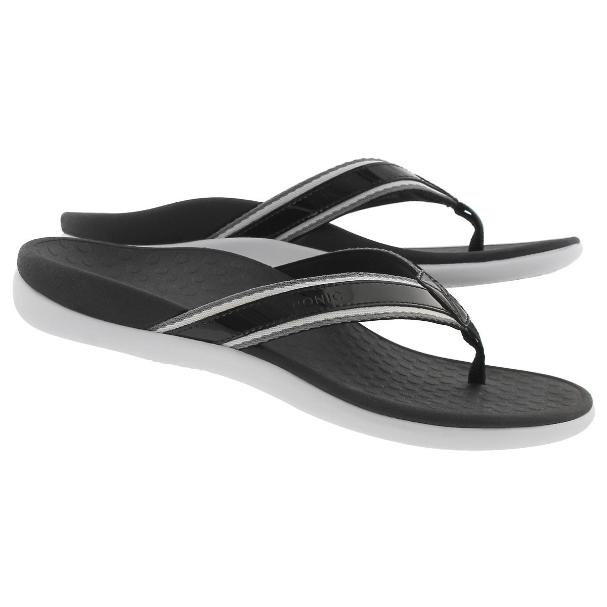 Lds TideSport blk arch support thng sndl