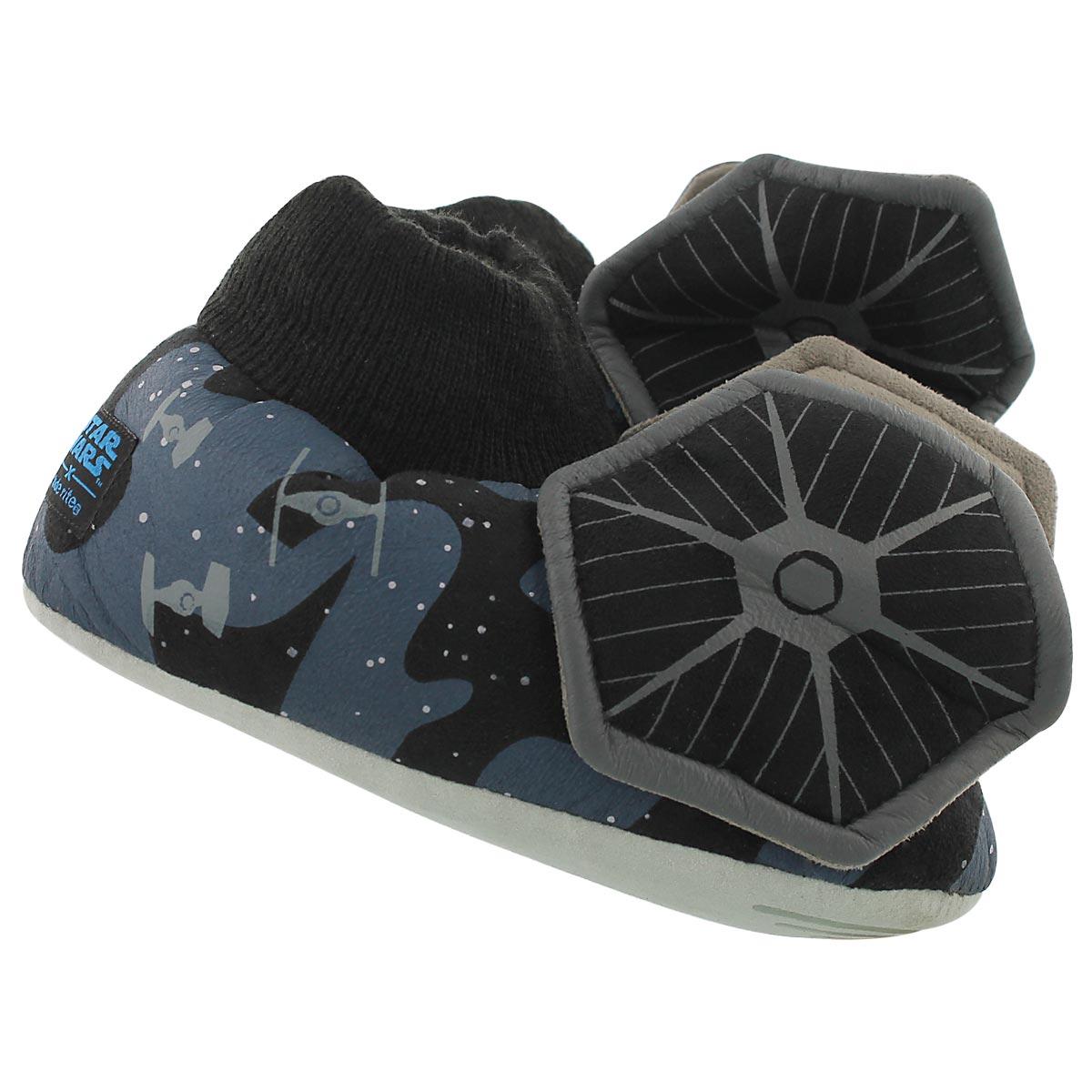 Inf Star Wars Tie Fighter blue slipper