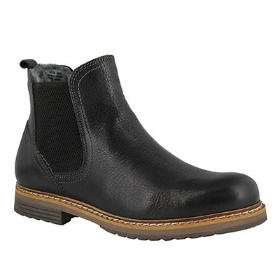 Lds Tisha black chelsea boot
