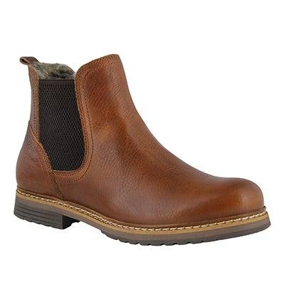Lds Tisha cognac chelsea boot