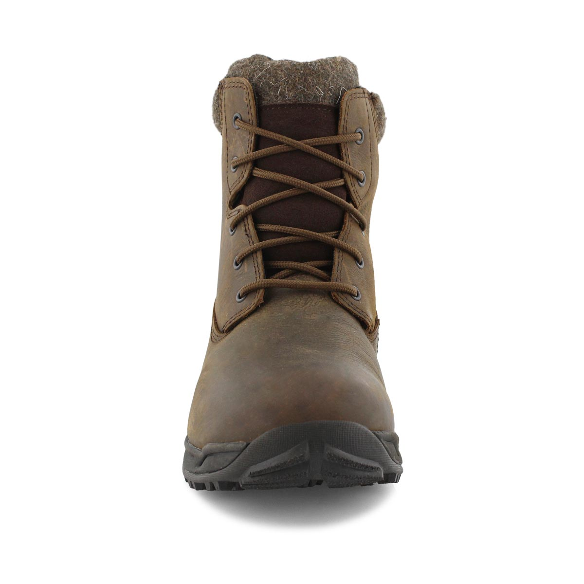 Mns Truro brown wp lace up winter boot