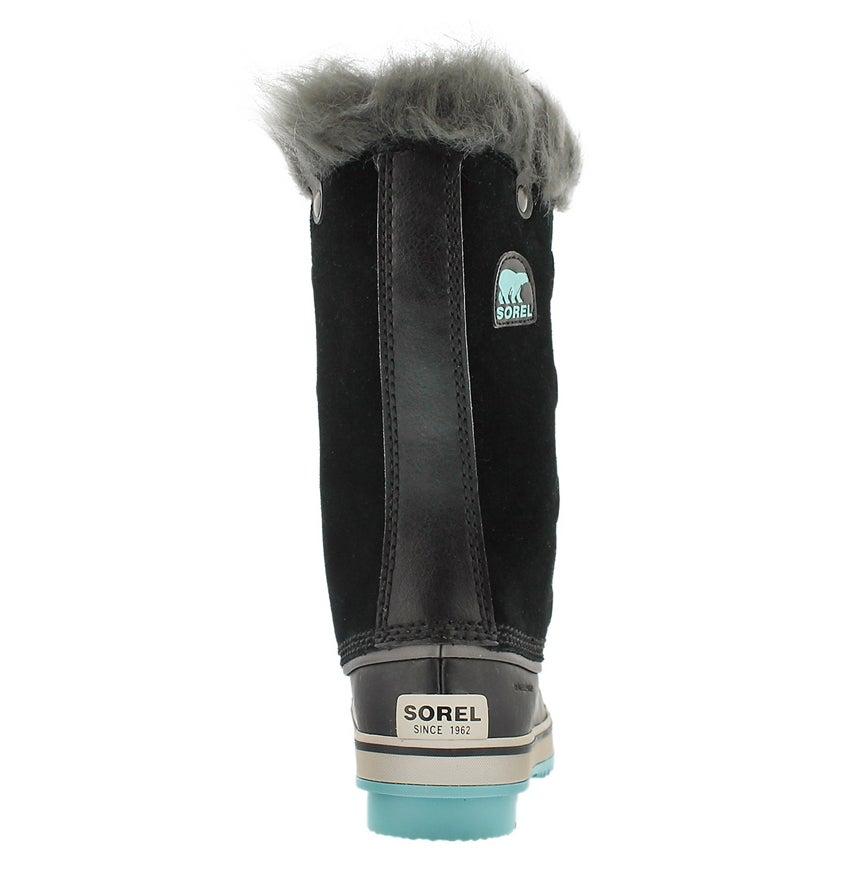 Grls Tofino blk/icebrg wtprf winter boot