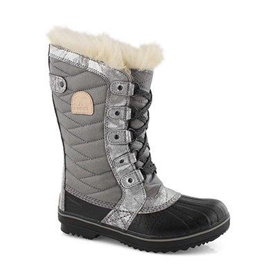 Grls Tofino II quarry wtpf snow boot