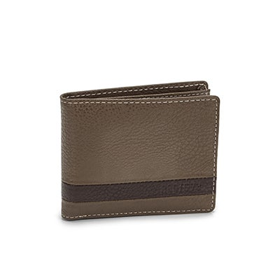 Mns Trail stone cmbo slimfold wallet