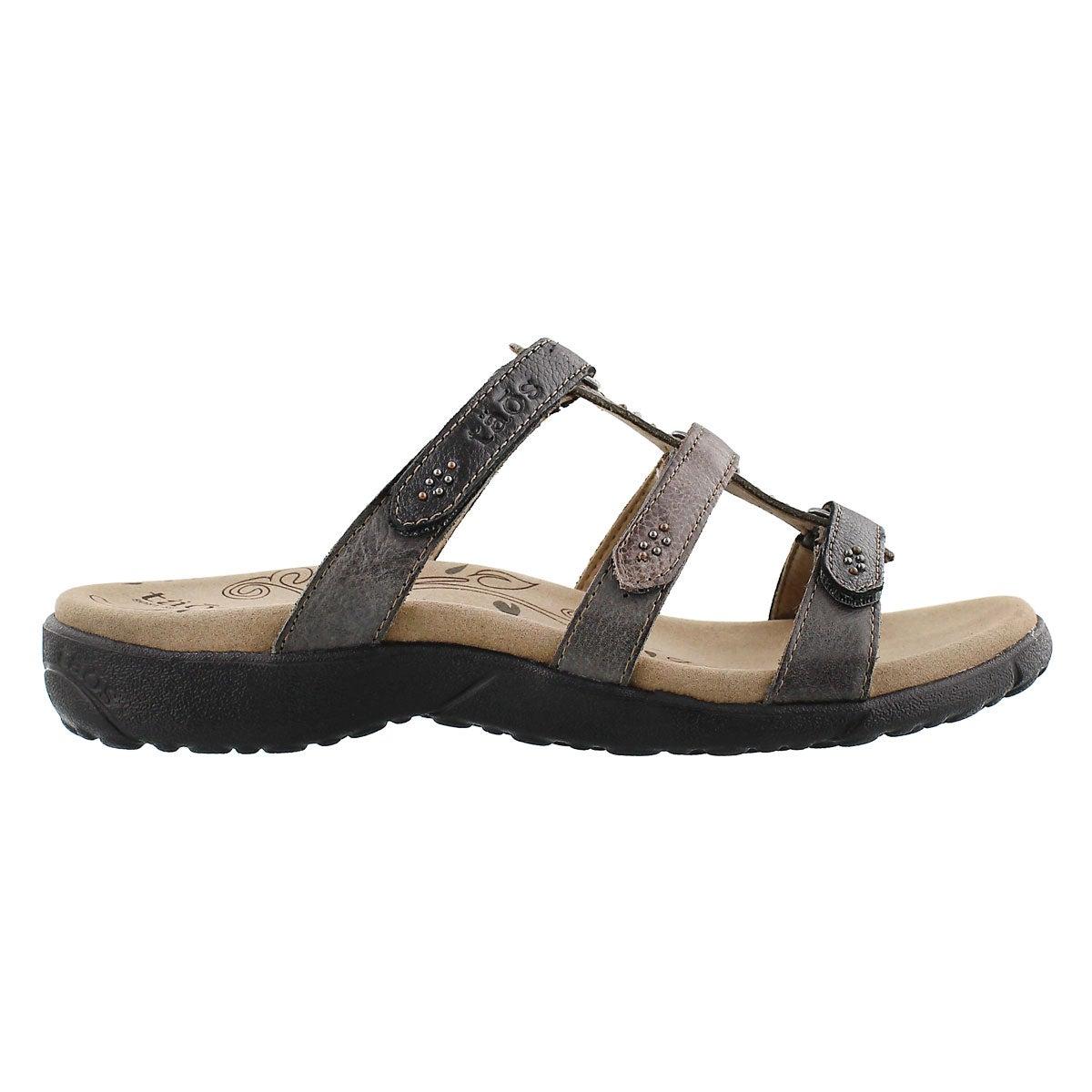Sandale Tribute, gris/multi, femmes