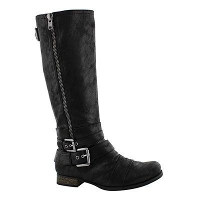 Bottes d'équitation Triss, noir, femmes