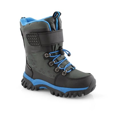 Bys Turbo 2 gry wtpf winter boot