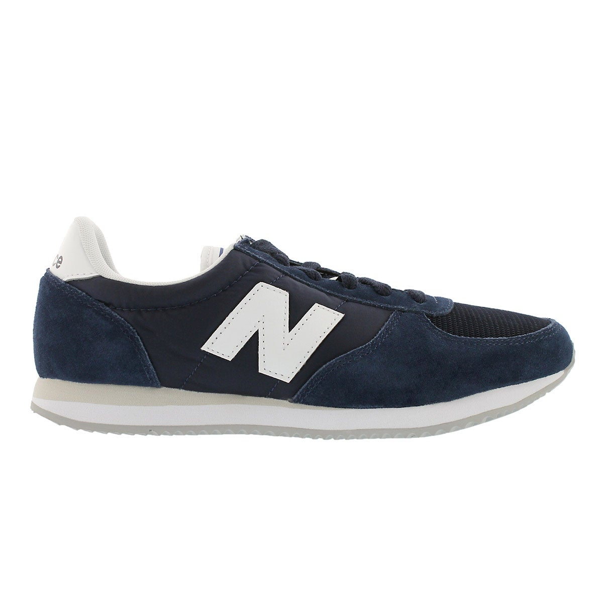 Mns 220 blue/white lace up sneaker