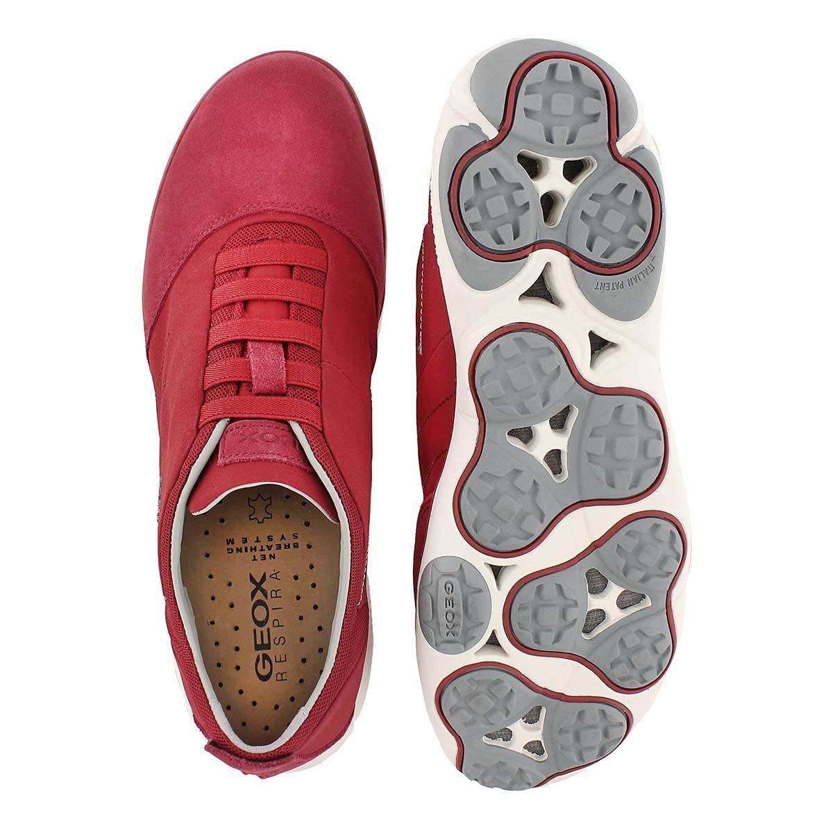 Chaussure de course Nebula, rouge, homme