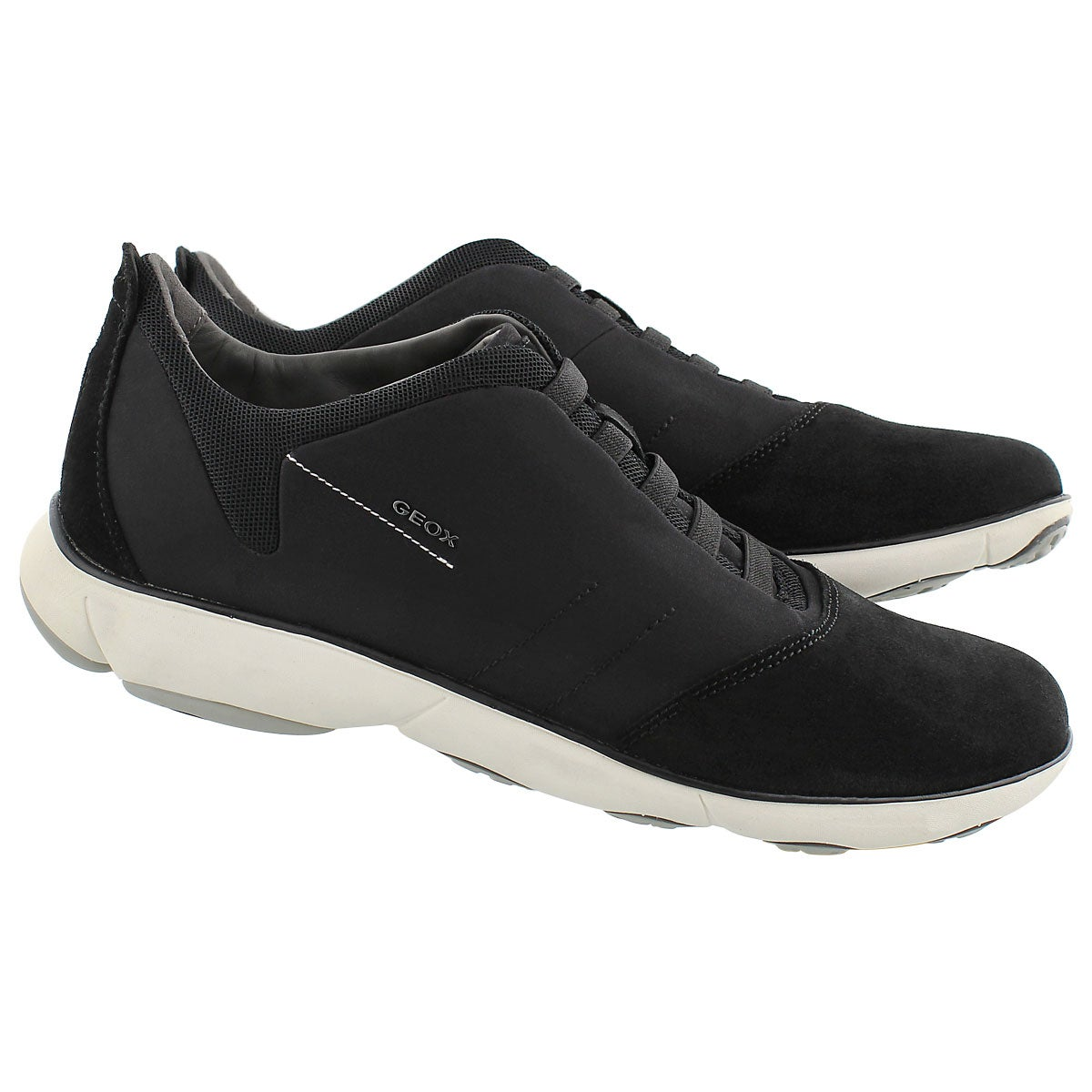 Chaussure de course Nebula, noir, hommes