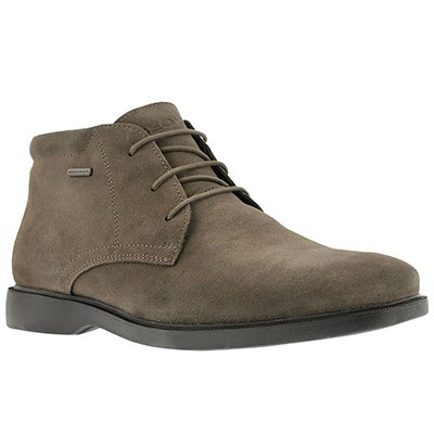 Geox Men's BRAYDEN 2FIT ABX waterproof chukka boots