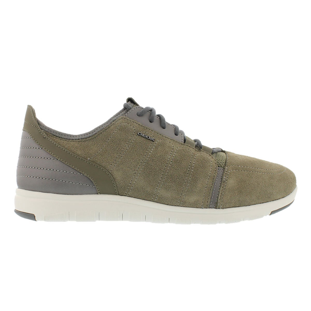Mns Xunday 2Fit sage/stone laceup runner