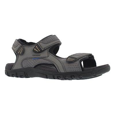 Mns Strada WF grey sport sandal