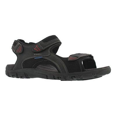 Mns Strada WF black sport sandal