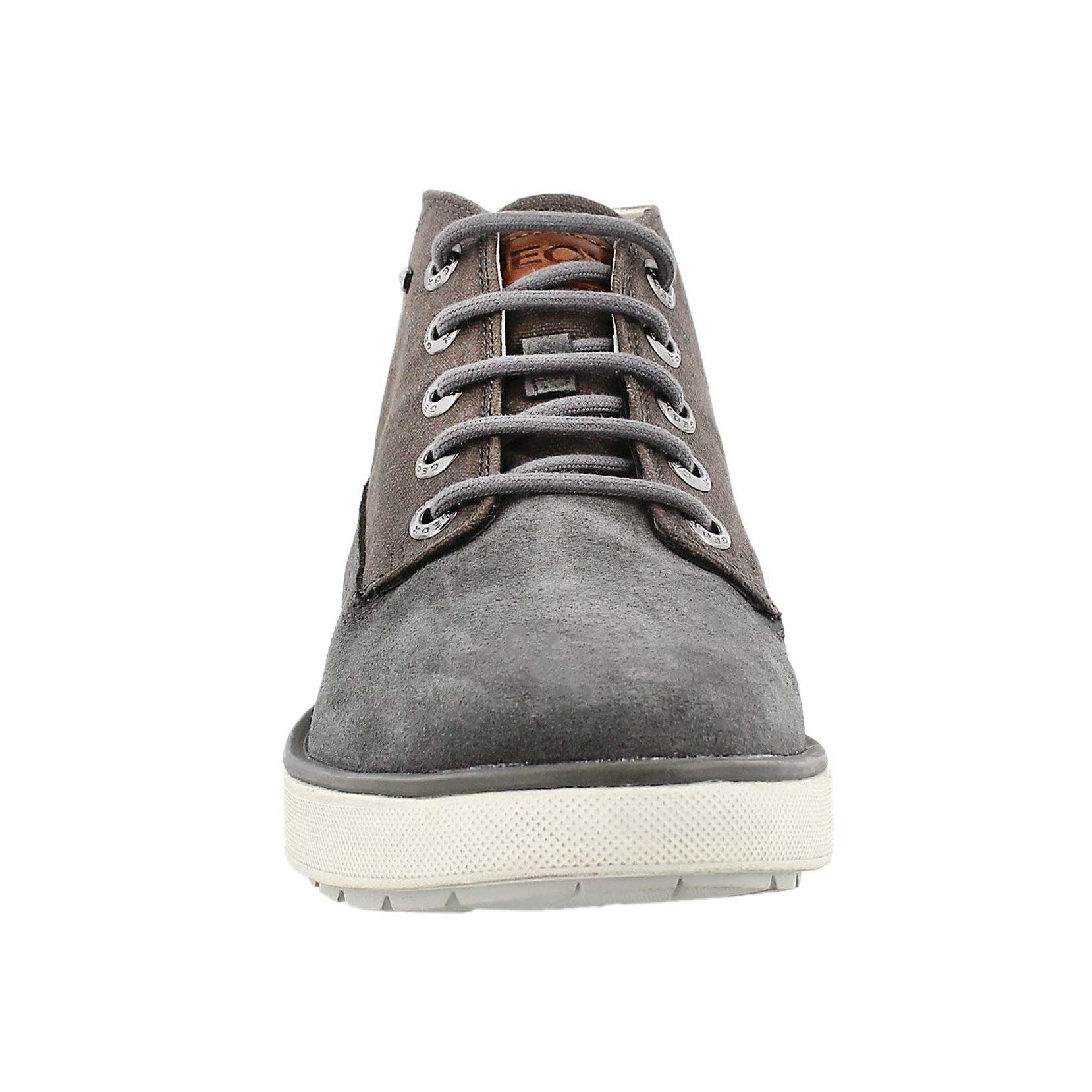 Mns Mattias ABX grey lace up boot