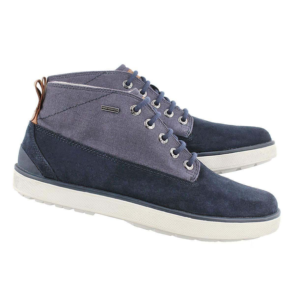 Mns Mattias ABX navy lace up boot