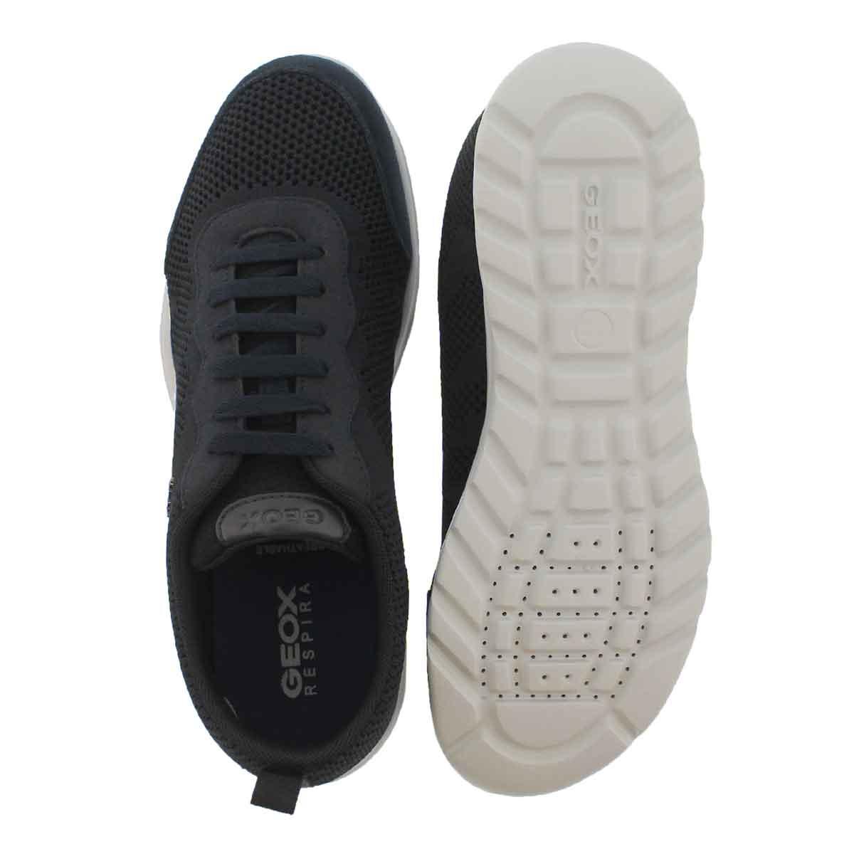 Mns Erast navy fashion sneaker