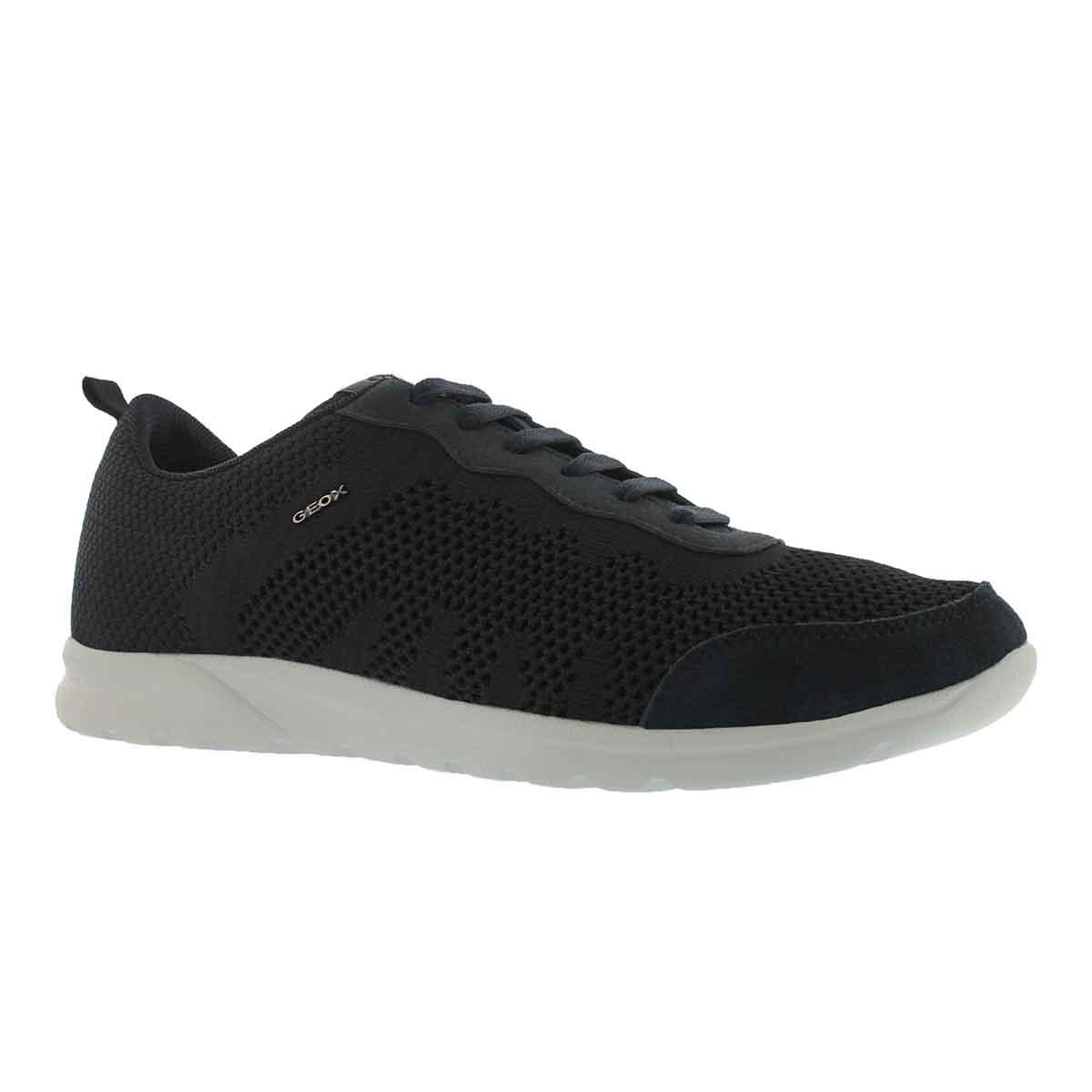 Men's ERAST navy fashion sneakers