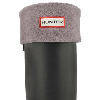 Hunter Chaussons BOOT SOCK, orage, femmes