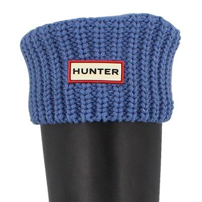 Lds Half Cardigan ozone boot sock. Hunter