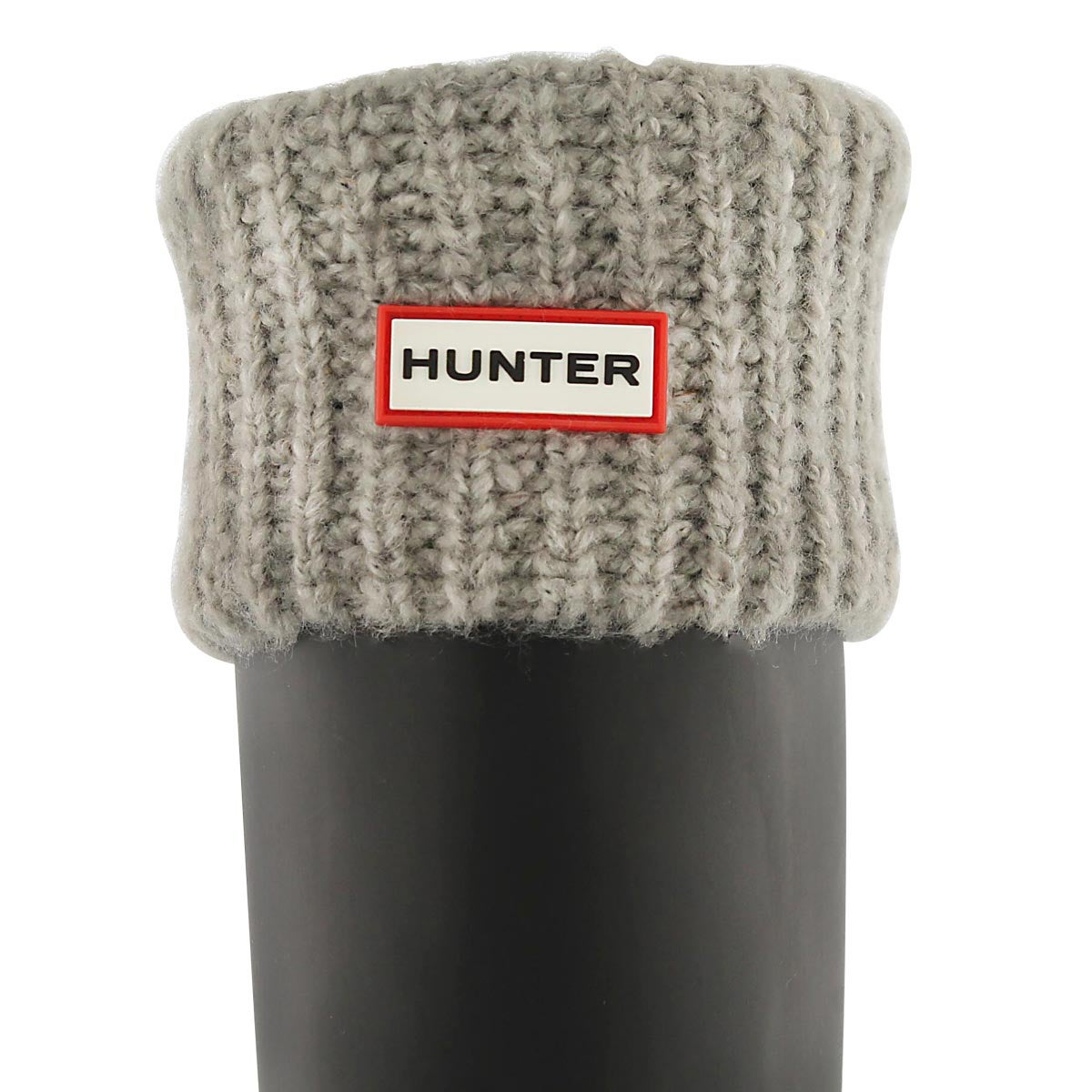 Lds Granite Fleck slate boot sock