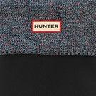 Lds Glitter Cuff black multi boot sock