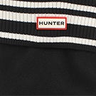 Lds Garden Stripe black/white boot sock