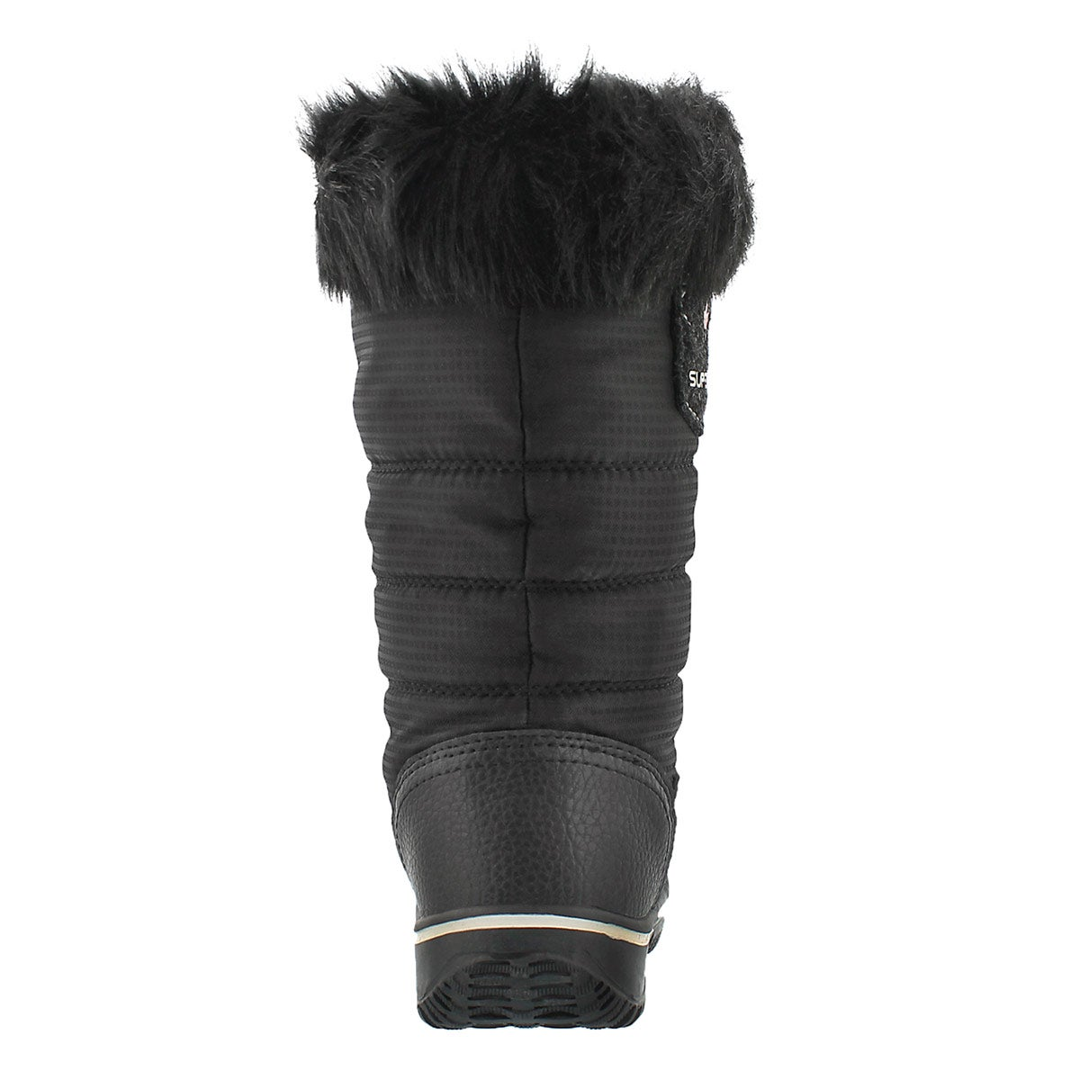 Grls Ukina blk wtrpf winter boot