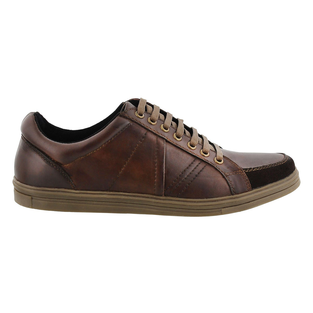 Mns Vagabond brown leather sneaker