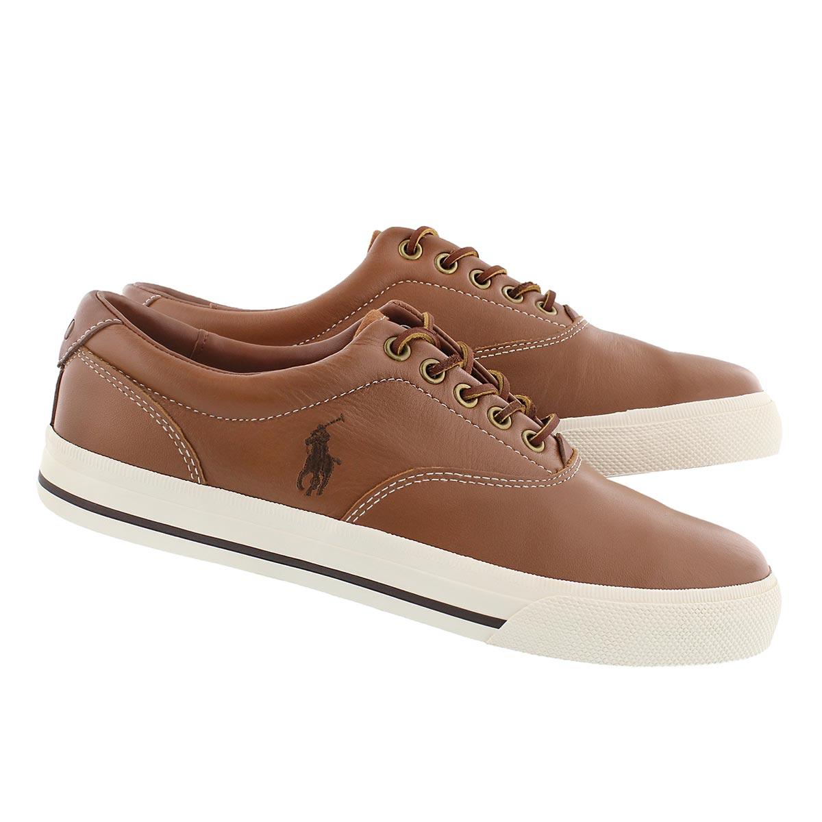 Mns Vaughn tan leather CVO