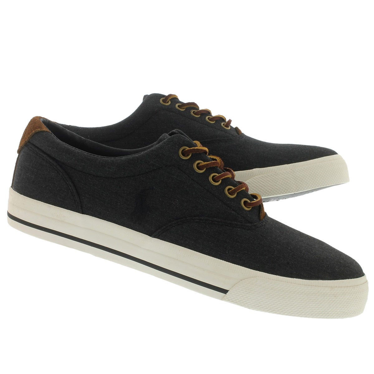 Mns Vaughn blk heather ripstop sneaker