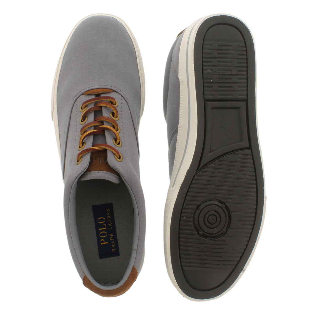 Mns Vaughn grey heather ripstop sneaker
