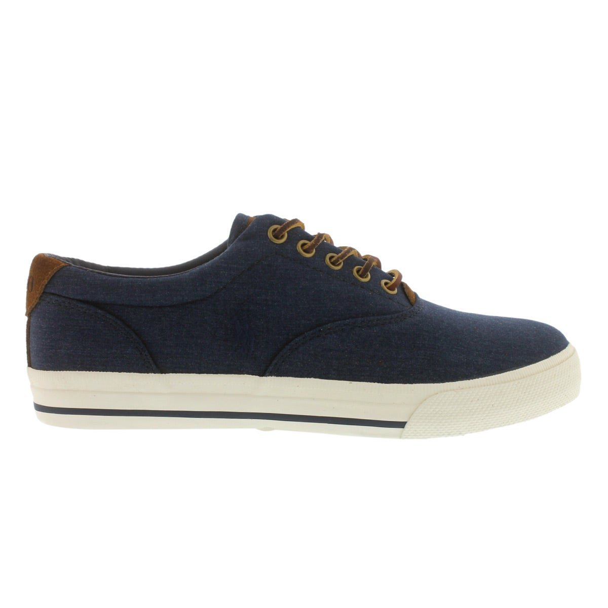 Mns Vaughn navy heather ripstop sneaker