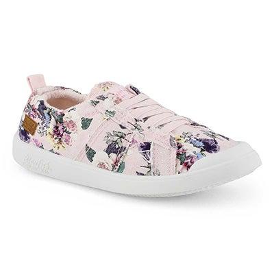 Grls Vex pink bella fashion sneaker