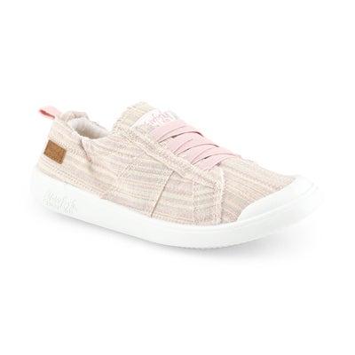 Grls Vex pink beach fashion sneaker