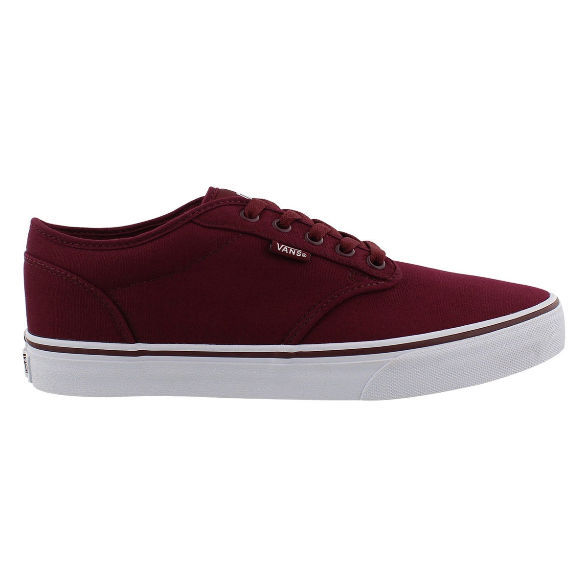 Mns Atwood wine canvas lace up sneaker