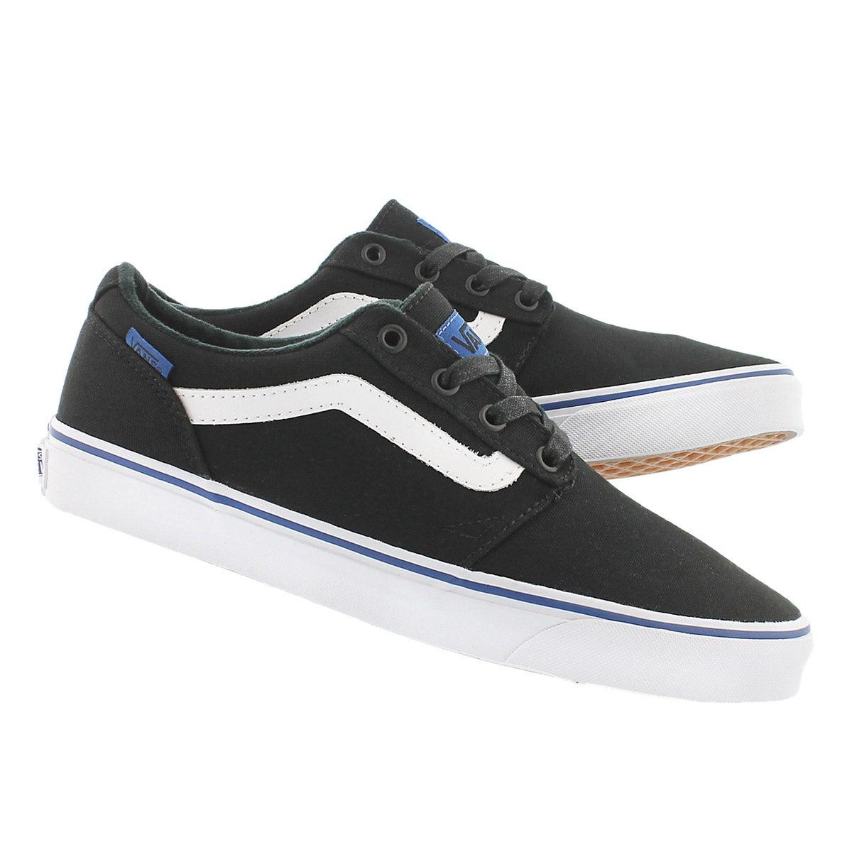 Mns Chapman Stripe blk/blu sneaker