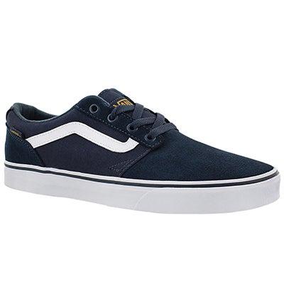 Vans Men's CHAPMAN STRIPE navy/gold sneakers