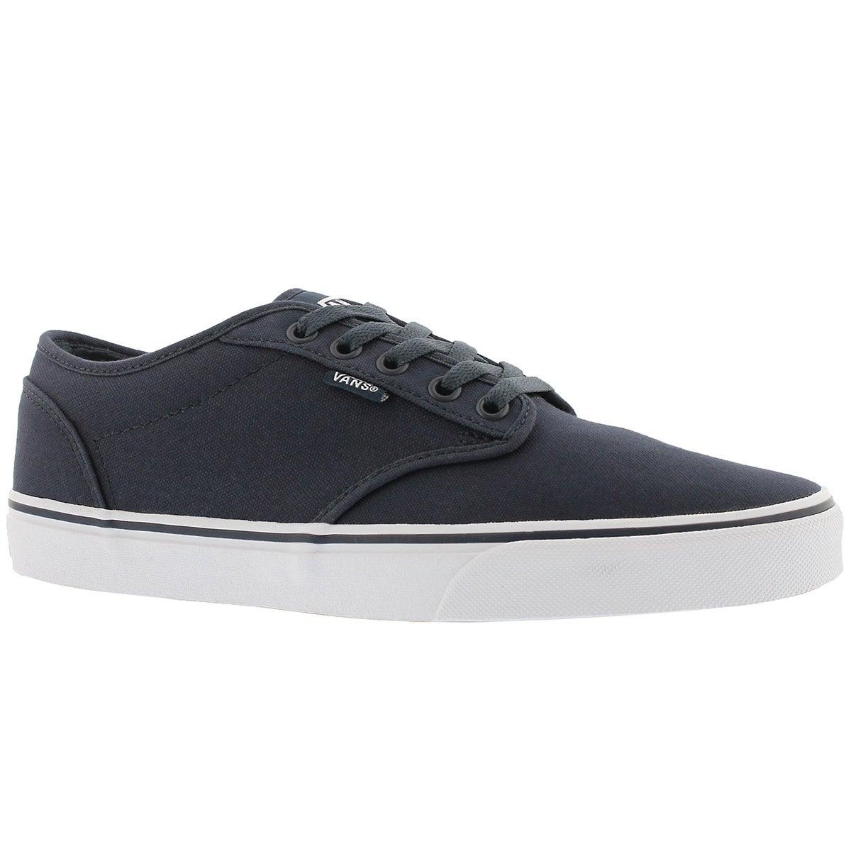 Men's ATWOOD navy canvas laceup sneakers