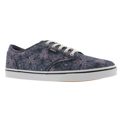Lds Atwood-Low galaxy multi lace up snkr