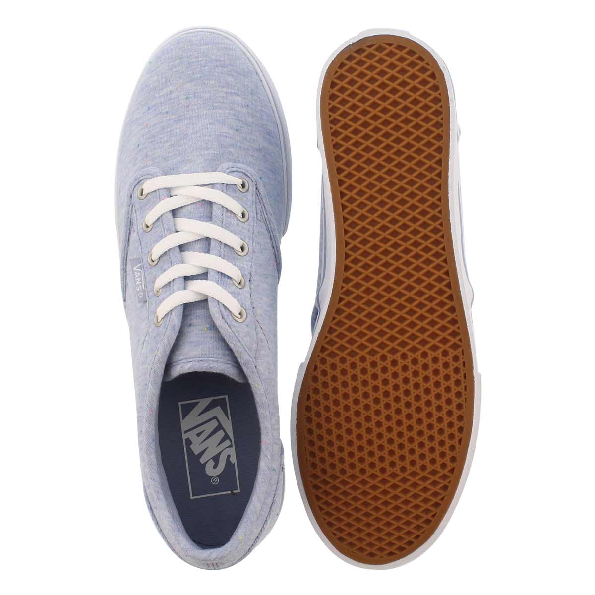 Lds Atwood Low speckle blue laceup snkr