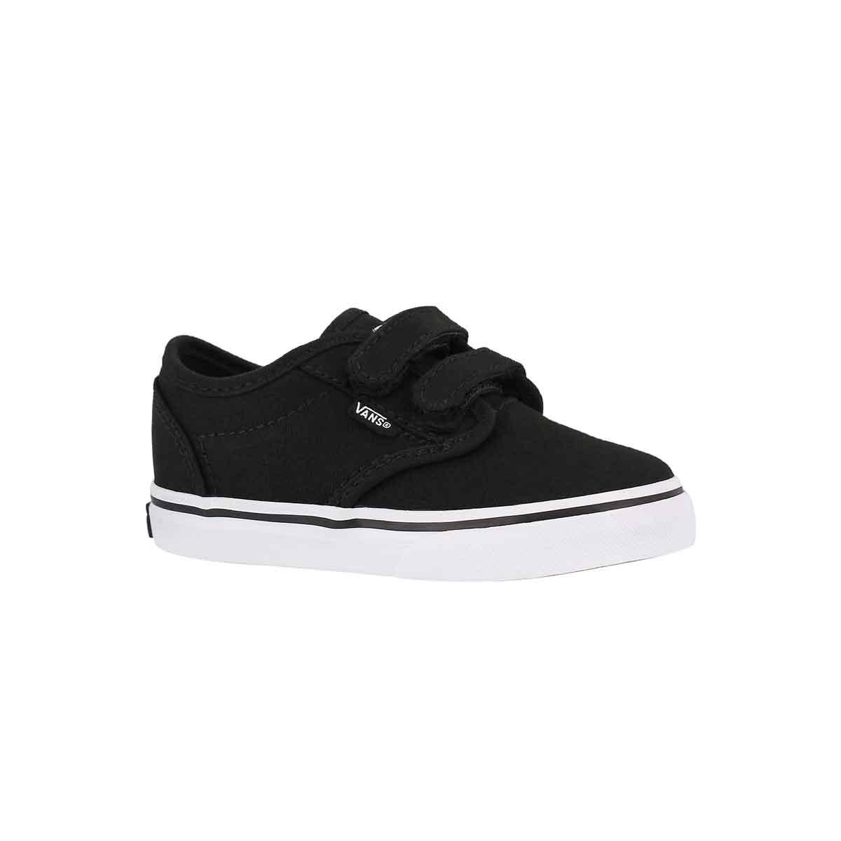 Infants' ATWOOD black/white sneaker